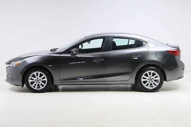 Pre-Owned 2017 Mazda3 Sport Base