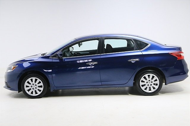 Pre-Owned 2017 Nissan Sentra S